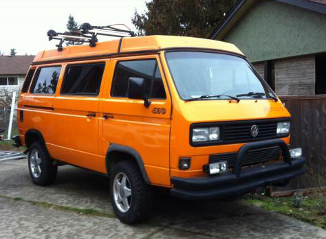c116f81eff Vw Westfalia Camper Van For Sale Canada ~ Vw vanagon synrco weekender in  parksville b c canada