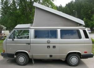 1991 VW Vanagon Westfalia Camper
