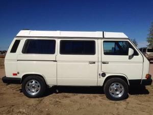 1991 VW Vanagon Westfalia Camper w/ 65k Miles - $19,500 in Colorado Springs, CO
