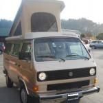Gold 1985 VW Vanagon Westfalia Camper w/ 176k Miles & New Trans - $8,700 in Santa Cruz, CA