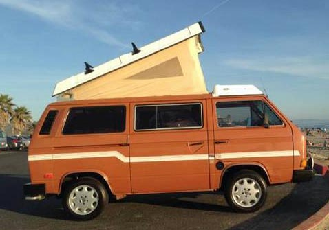 1983 VW Vanagon Westfalia - $13,500 in San Diego, CA