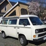 1984 VW Vanagon Westfalia Camper $8,500 in Vancouver, Canada