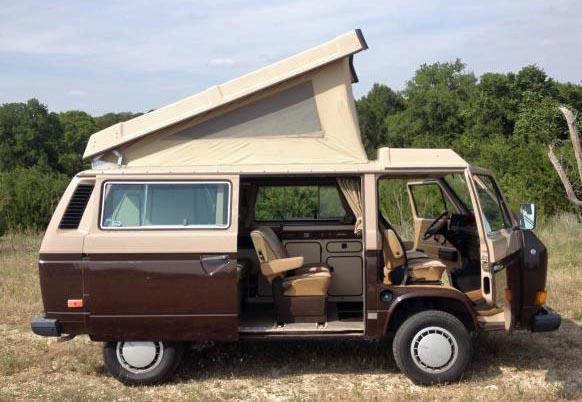 1984 VW Vanagon Westfalia Camper w/ 2.1L Engine - $15,500 in Austin, TX