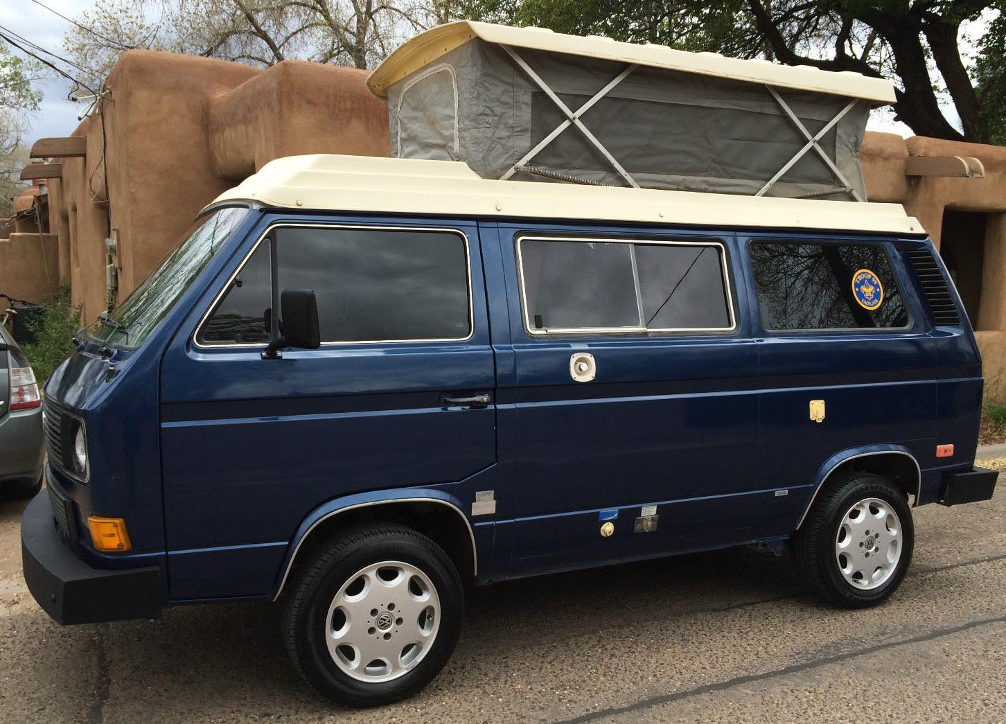 Adventure Subaru Ohio >> 1985 VW Vanagon Riveria w/ 2.2L Subaru - Auction In Taos, NM