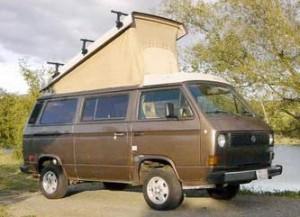 1985 VW Vanagon Westfalia Weekender Wolfsburg - $7k in Vallejo, CA