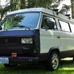 White 1986 VW Vanagon Westfalia Weekender w/ Rebuilt Engine & Rebuilt Manual Transmission - $10k in Hillsboro, Oregon
