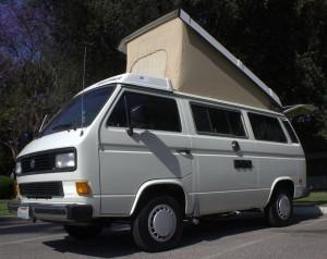 1986 VW Vanagon Westfalia Camper w/ 2.0L Engine - Auction in Moreno Valley, CA