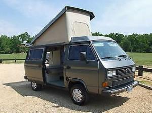 1987 VW Vanagon Westfalia Camper in Mechanicsville VA  Auction