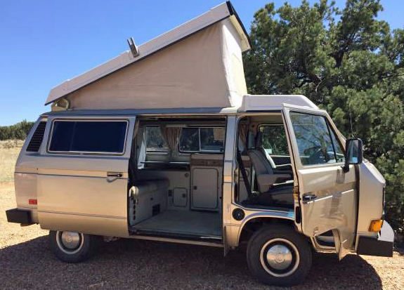 1987 VW Vanagon Westfalia Camper $9,000 in Santa Fe, New Mexico