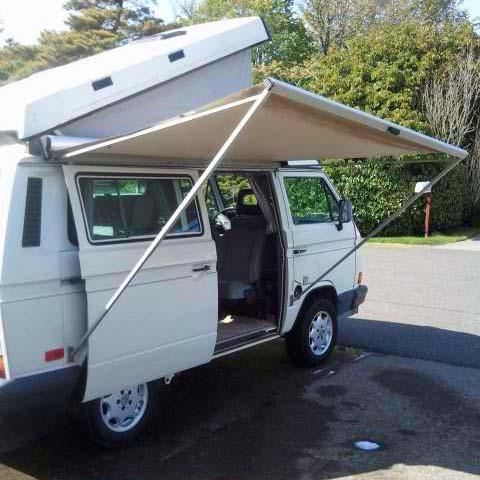 1988 VW Vanagon Westfalia Camper w/ 97k miles - $18,000 in Bellingham, WA