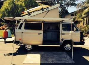 Loaded 1991 VW Vanagon Westfalia Camper - $28,500 in Pismo Bech,