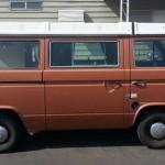 Orange 1983 VW Vanagon Westfalia Camper w/ Automatic Transmission - $7,000 in Morneo Valley, CA
