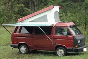 Red 1989 VW Vanagon Westfalia Camper - Only $5,800 in Richmond, IN