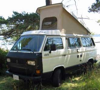 1986 VW Vanagon Syncro Westfalia Camper For Sale In Vancouver, Canada - $17,000