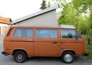 1980 VW Vanagon Westfalia Camper $8,000 in Anchorage, AK