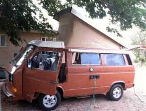 1982 VW Vanagon Westfalia Camper - $8,500 in New Mexico
