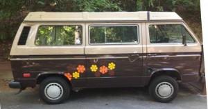 1984 VW Vanagon Westfalia Camper - $12,500 in Santa Cruz, CA
