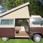 1984 VW Vanagon Westfalia Wolfsburg Camper - Auction In Maine