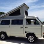 1985 VW Vanagon Westfalia Camper - 2.1L Go Westy Engine - Auctio