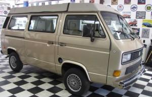 1986 VW Vanagon Westfalia Wolfsburg Weekender - Auction In Orovi