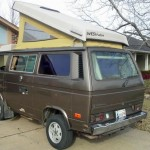 1986 VW Vanagon Syncro Westfalia Camper - Auction in Oaklahoma
