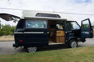 1986 VW Vanagon Adventure Wagon High Top - $18,500 In Ballard, WA