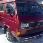 1987 VW Vanagon Westfalia Camper - Auction in Ontraio, Canada