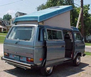 1987 VW Vanagon Westfalia - 40k miles - Virginia - $24,500
