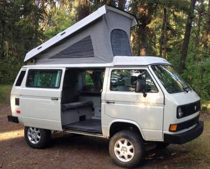 1988 VW Vanagon Syncro Westfalia Camper - $48k in Hood River, OR