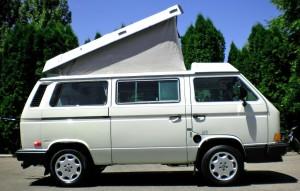 1988 VW Vanagon Westfalia Camper w/ 2.2L Engine - Auction In Ida
