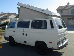 1989 VW Vanagon Westfalia Camper – Auction Ends June 24th @5pm PST