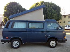 1990 VW Vanagon Westfalia Camper - Auction In Los Angeles, CA