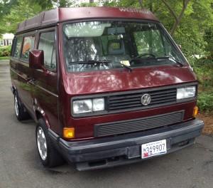 1991 VW Vanagon Westfalia Camper w/ 105k Miles - $25k in Baltimo
