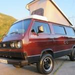 1991 VW Vanagon Syncro Westfalia Weekender - Auction In Provo, U