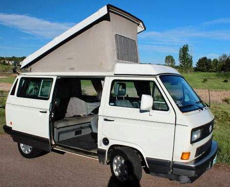 1991 VW Vanagon Westfalia Multivan Weekender - $5k in Denver, CO