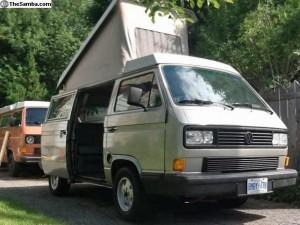 1991 VW Vanagon Westfalia Weekender - $10,500 In Ottawa, Canada