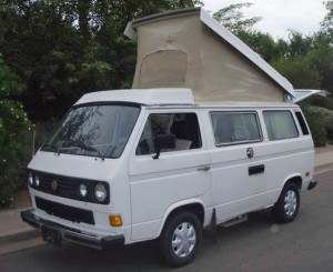 1982 VW Vanagon Westfalia Camper w/ 250hp Subaru WRX Engine - $1
