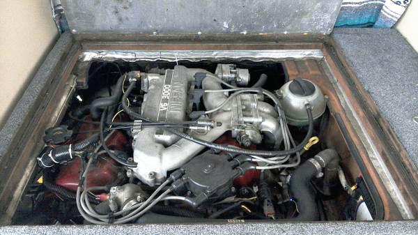 1984 Vw Vanagon Westfalia Camper W 3 0l Nissan V6