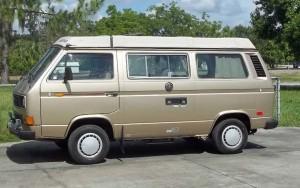1985 VW Vanagon Westfalia Camper in Florida - Auction Ends July