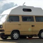 1985 VW Vanagon Westfalia High Top Turbo Diesel - Colorado Sprin