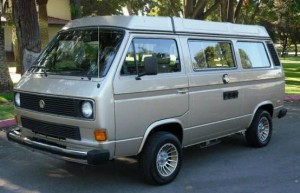 1985 VW Vanagon Westfalia Camper w/ 135k miles - $5,600 in Ohio