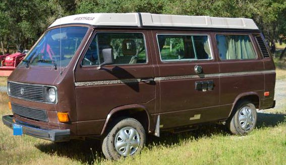 1985 VW Vanagon Westfalia w/ Subaru Engine - $8,300 in Grass Val