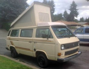 1985 VW Vanagon Westfalia Weekender Wolfsburg - $7k in Seattle,