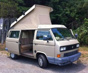 1986 VW Vanagon Westfalia Weekender - $7,000 in Eureka, CA