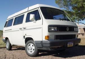 1991 VW Vanagon Westfalia Camper - $19,500 in Sedona, AZ