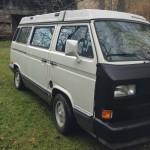 1991 VW Vanagon Westfalia Camper - Auction In Sylva, North Carol