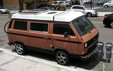 1984 VW Vanagon Westfalia Camper w/ 3.3L Subaru SVX -- $18k in Seattle