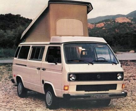 Stock 1985 VW Vanagon Westfalia Camper - $44k in Blythe, CA