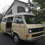 1983.5 VW Vanagon Westfalia Camper w/ 117k miles - Auction in Ne