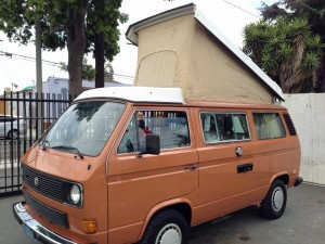 1983.5 VW Vanagon Westfalia Camper w/ 169k Miles - $7,000 in Los